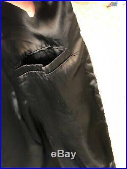 19. PENDLETON HIGH GRADE WESTERN Wear WOOL Blanket COAT Jacket SHAWL COLLAR 40 M