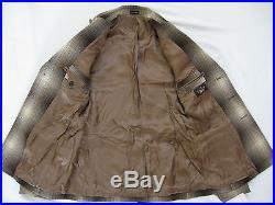 $750 Ralph Lauren RRL Double RL Women's Outlaw Western Wool Blazer Jacket Coat M