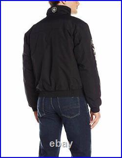 Ariat Men's Team Jacket, Black