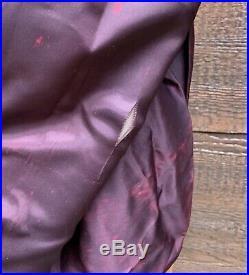 BLOCK BUSTER WESTERN WEAR Vintage 60s Cowhide Leather Trucker Jacket Men's M