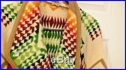 Chief Joseph Jacket Coat Wool Beautiful Colors