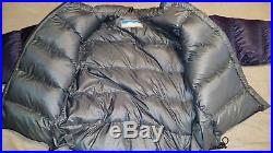 EUC Western Mountaineering Goose Down Flight Jacket Light Down Sweater XL