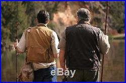 Freizeit Angler Traveller Multifunktions Outdoor Weste jetzt bis 5XL