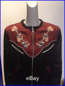 Isabel Marant Bomber Jacket Western Style