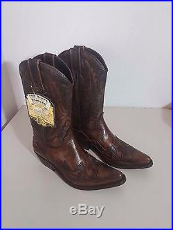 Kentucky's Western Stiefel Damen Gr. 39 Braun 135-002 Echtleder neu