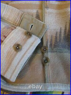 LIMITED EDITION Ralph Lauren POLO Barn COAT Jacket AZTEC Western INDIAN Men M