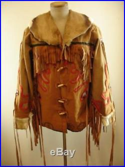 67dd36bea deer | Western Coat Jacket