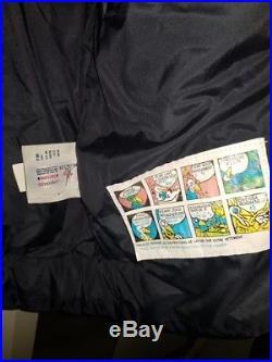 Moncler Herren Stepp Jacke Top Mode Fashion Größe 2 M mit 2 Reisverschlüssen