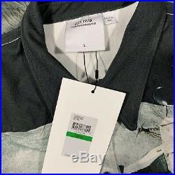 NWT Raf Simons Calvin Klein Moon Landings Western Shirt Jacket