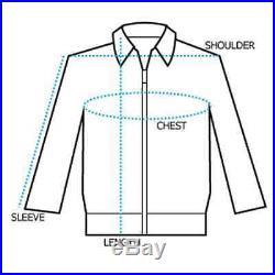 New Western Fringed Buckskin Native American Indian Fringe Bones Coat jackets