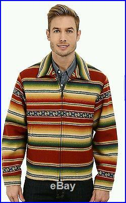 Nwt $330 Pendleton Sunset Jacket Coat Mens Sz 2XL Cowboy Western Southwestern