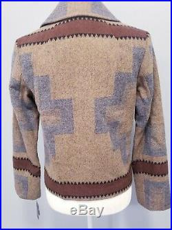 PENDELTON Western Navajo Blazer Coat Womens Small NWT MSRP $349