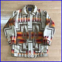 PENDLETON Vintage HIGH GRADE Western Wear JACKET Coat Size S Made in USA F/S