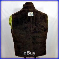 PIONEER WEAR USA Vtg Lined Barn Coat WESTERN Leather RANCHER JACKET Mens L 42