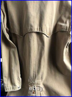 POLO Ralph Lauren Long Western Duster Equestrian Coat NEW