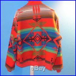 Pendleton High End Western Wear Jacket Coat Mens XL