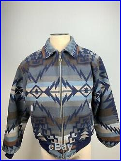 Pendleton High Grade Western Wear Jacket Size Large