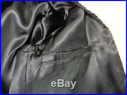 Pendleton High Grade Western Wear Jacket Southwest Navajo Wool Blanket SZ 46 XL