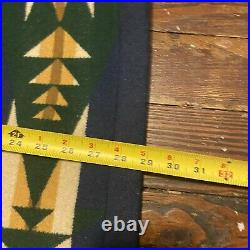 Pendleton High Grade Western Wear Men's Jacket Coat Aztec Indian Tribal Medium