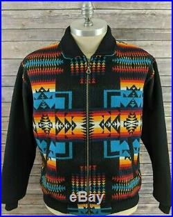 Pendleton High Grade Western Wear Mens Jacket Aztec Native Indian Blanket XL
