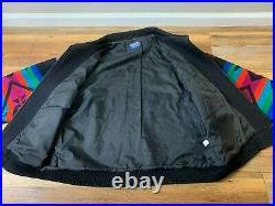 Pendleton High Grade Western Wear Wool Jacket Coat Aztec Southwestern Sz XL