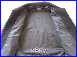 Pendleton High Grade Western Wear Wool Lined Jacket Coat Native/ Southwestern L