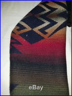 Pendleton High Grade Westernwear Mens SZ M Wool Blanket Jacket Western Wear RARE
