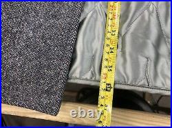 Pendleton Mens Wool Gray Heavy Western Coat Jacket Size 46 XXL(Maybe)
