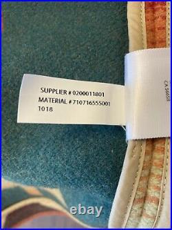 Polo Country Ralph Lauren Southwestern Aztec Navajo Robe Jacket Coat Tribal $3K