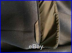 Prada 2in1 Lana Wool Hooded Jacke With Vest Weste Sakko Jacket Coat 48 1750