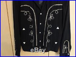 Rockabilly (vlv) Western Jacket Size L