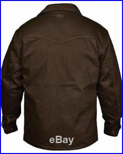STS Ranchwear Grandale Ranch Jacket, Brown Twill Men Small-2XL + CCW Pocket