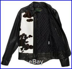 Schott Leather El Camino Vanson Jacket P6422 Cowboy Coat Men XS RRL Western Aero