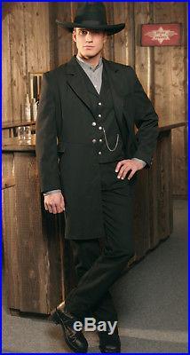Stars & Stripes Oldstyle Gehrock Wyatt Herren Westernkleidung Old Style Sakko
