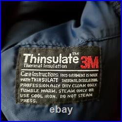 VTG PENDLETON Size Medium Thinsulate High Grade Aztec USA Made Mens Jacket Coat
