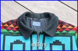 VTG Pendleton High Grade Western Wear Mens Jacket Aztec Native Indian Size M