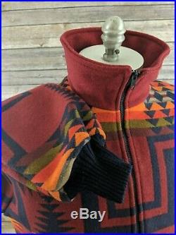 VTG Pendleton High Grade Western Wear Mens Jacket Aztec Native Indian Size XL