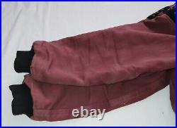 Vintage Carhartt Jacket Coat Mauve 2XL Aztec Western USA Made JQ0536 Work Chore