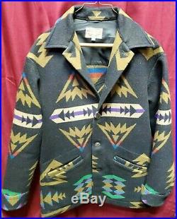 Vintage Pendleton High Grade Western Wear Coat Men's Size Small