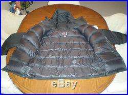 Western Mountaineering Ion Parka (Large)