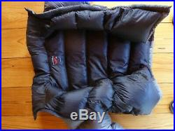 Western Mountaineering Meltdown Jacket Large Excellent Condition
