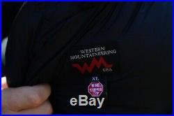 Western Mountaineering SnoJack Parka Gore Windstopper XL